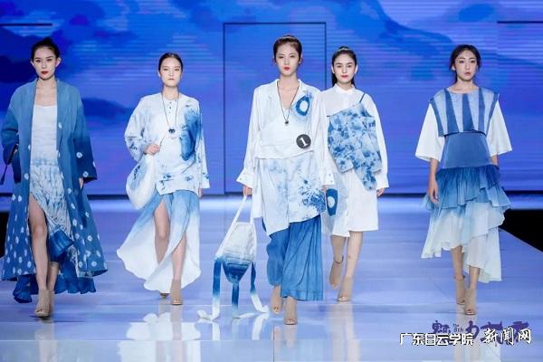 艺术设计学院17级服装设计与工程2班李华敏作品《绞缬》荣获金奖.jpg